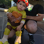 Best Super Baby - Baby Ninja Turtle - Armando Castro