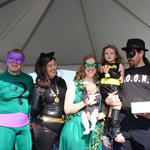 Super Group: Batman Villains and Batgirl
