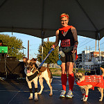 super dogs: Heroes in training - Pacer & Panko (owned by pam)