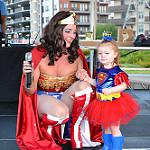 cw austin best supergirl: super girl izzy, isabella garner