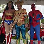 Traditional Superhero: Aquaman, Jason Hannusch