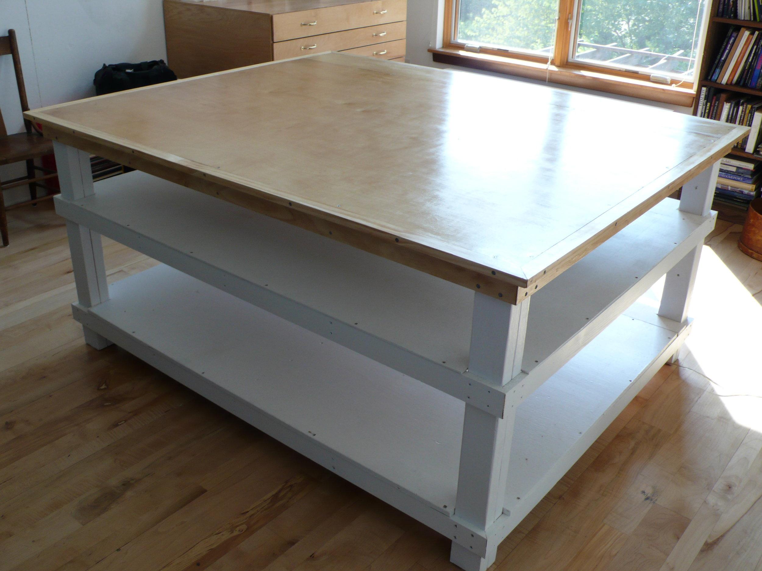 Work Table, 60x72.JPG