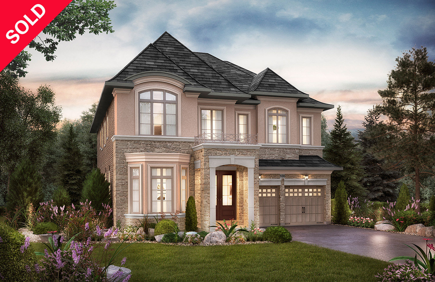 "5003 -  Oak Ridges   Routledge,  Elev. ""B""  - 4151  Sq. Ft."