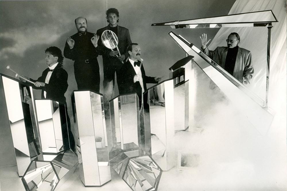 ... mit dem Blue Chip Orchestra (1992)