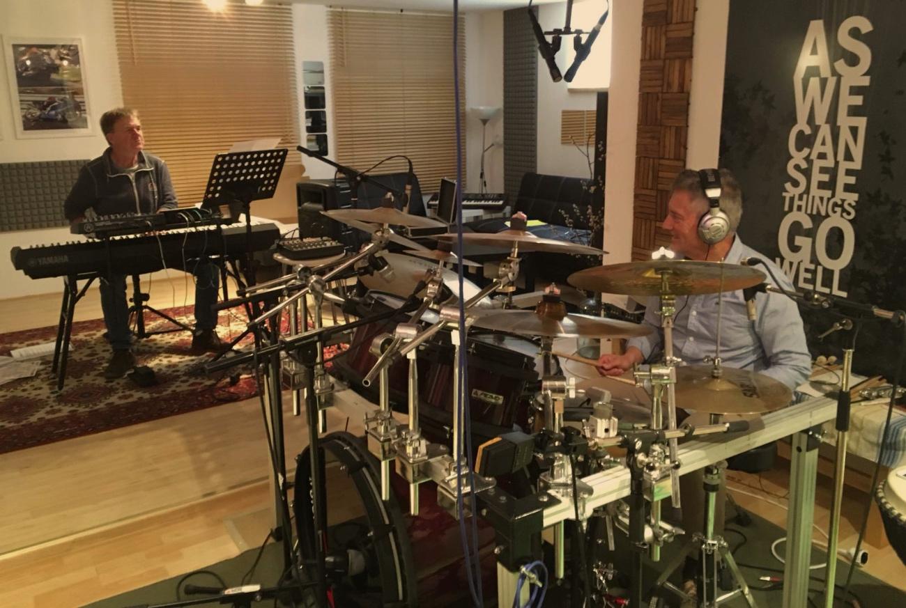 … recording