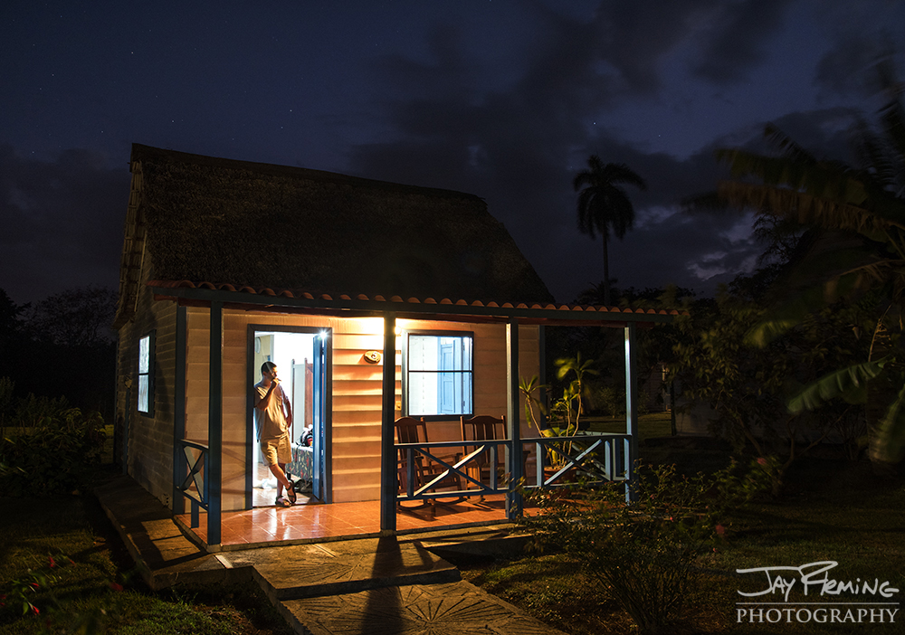 Our accomodations at Hotel Batey don Pedro