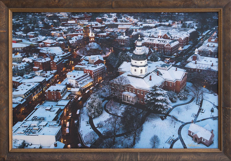 Custom Framed Canvas Print- © Jay Fleming32.jpg