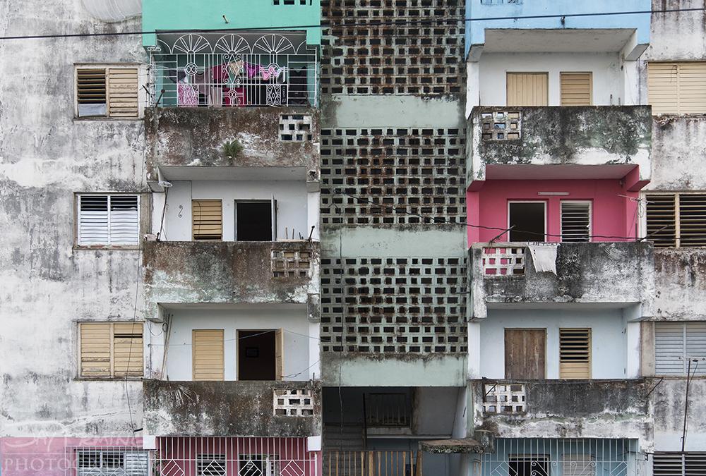 San Luis public housing.