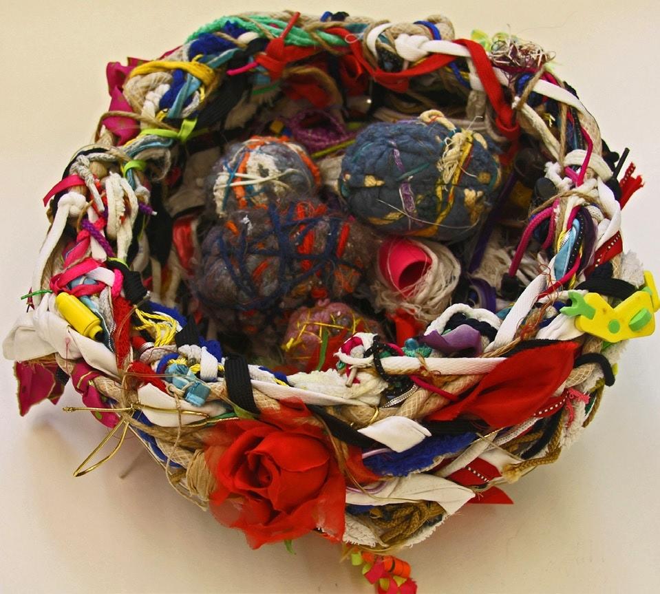 Messy House Nest