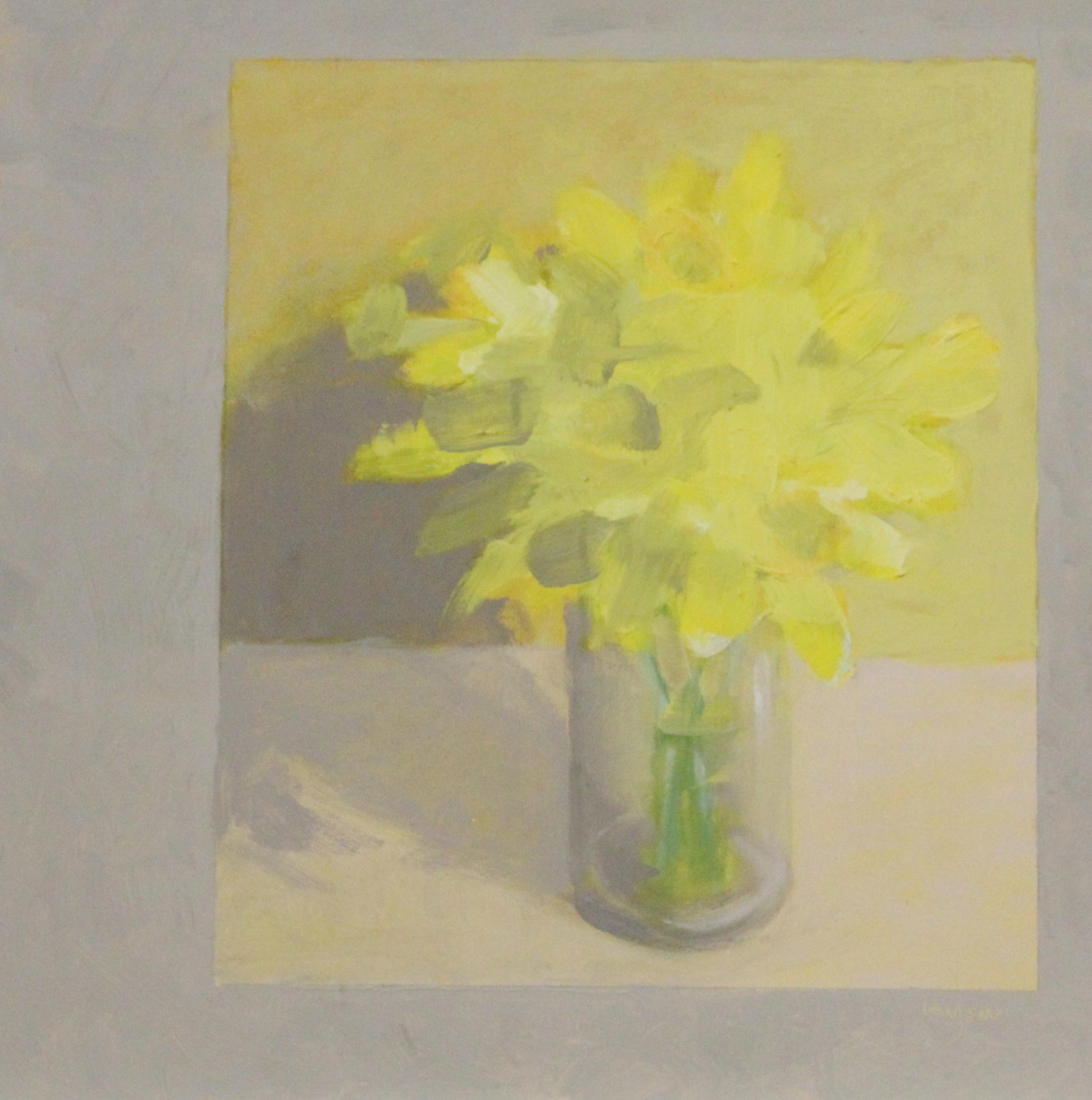 Flower #1 (Yellow Flower)- 12x12%22.JPG
