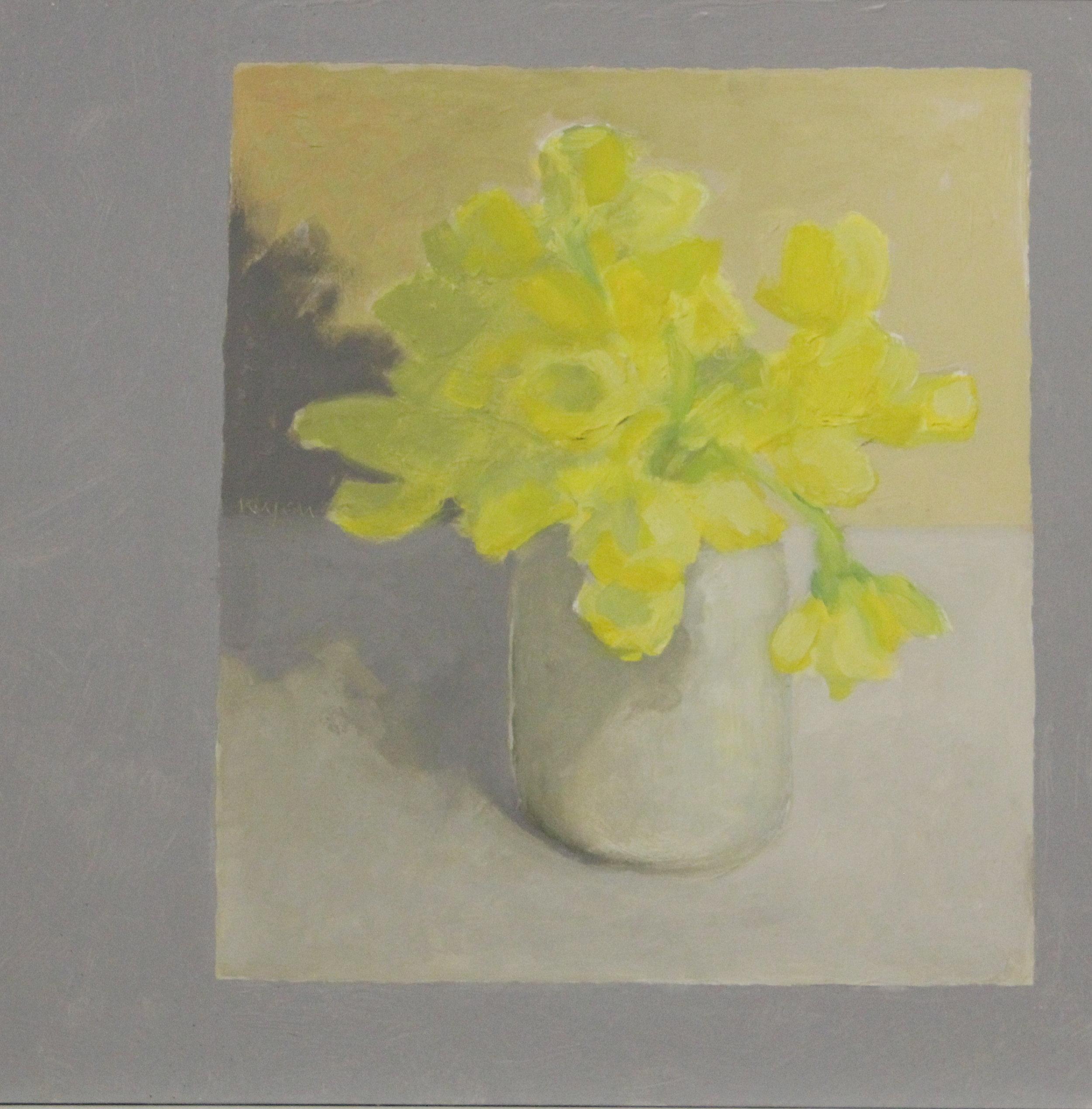 Flower #4 (Yellow Flower)- 12x12%22 (8.5x10%22).JPG