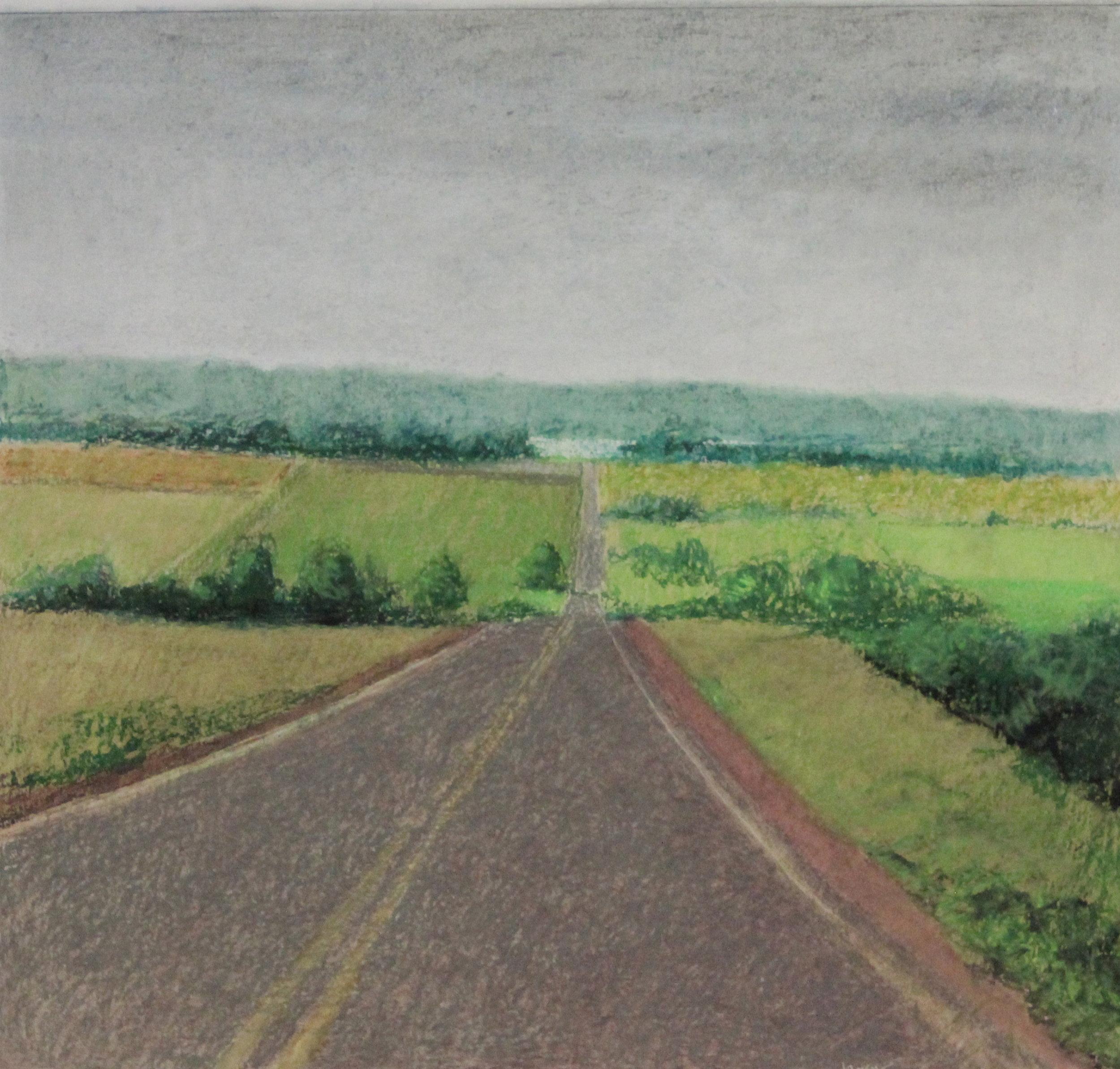 Untitled pastel on paper no.4- 16.5x15.5%22 .JPG