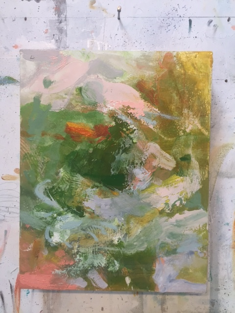 Kathy Soles: Small work in Process