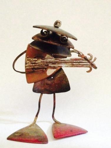 "Louie Grignaffini's ""Guitar Man"""