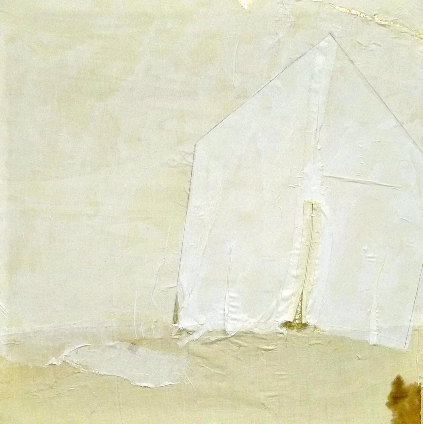 """Kintsugi III"" (detail) by Brenda Cirioni"