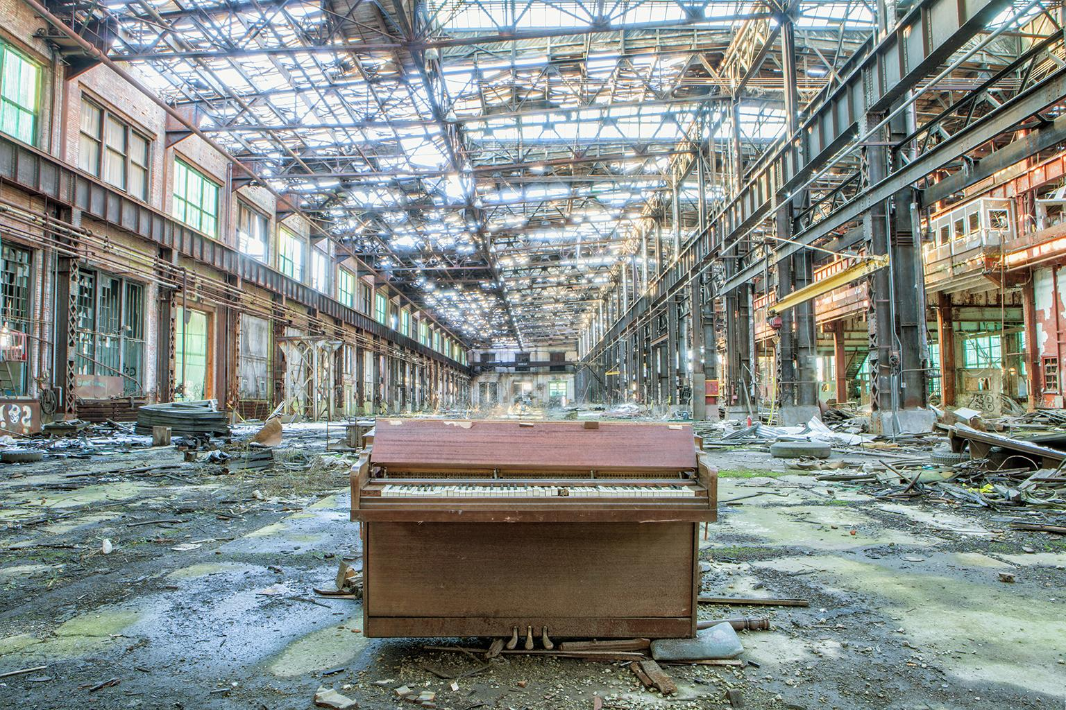 """The Piano"" by Rebecca Skinner"