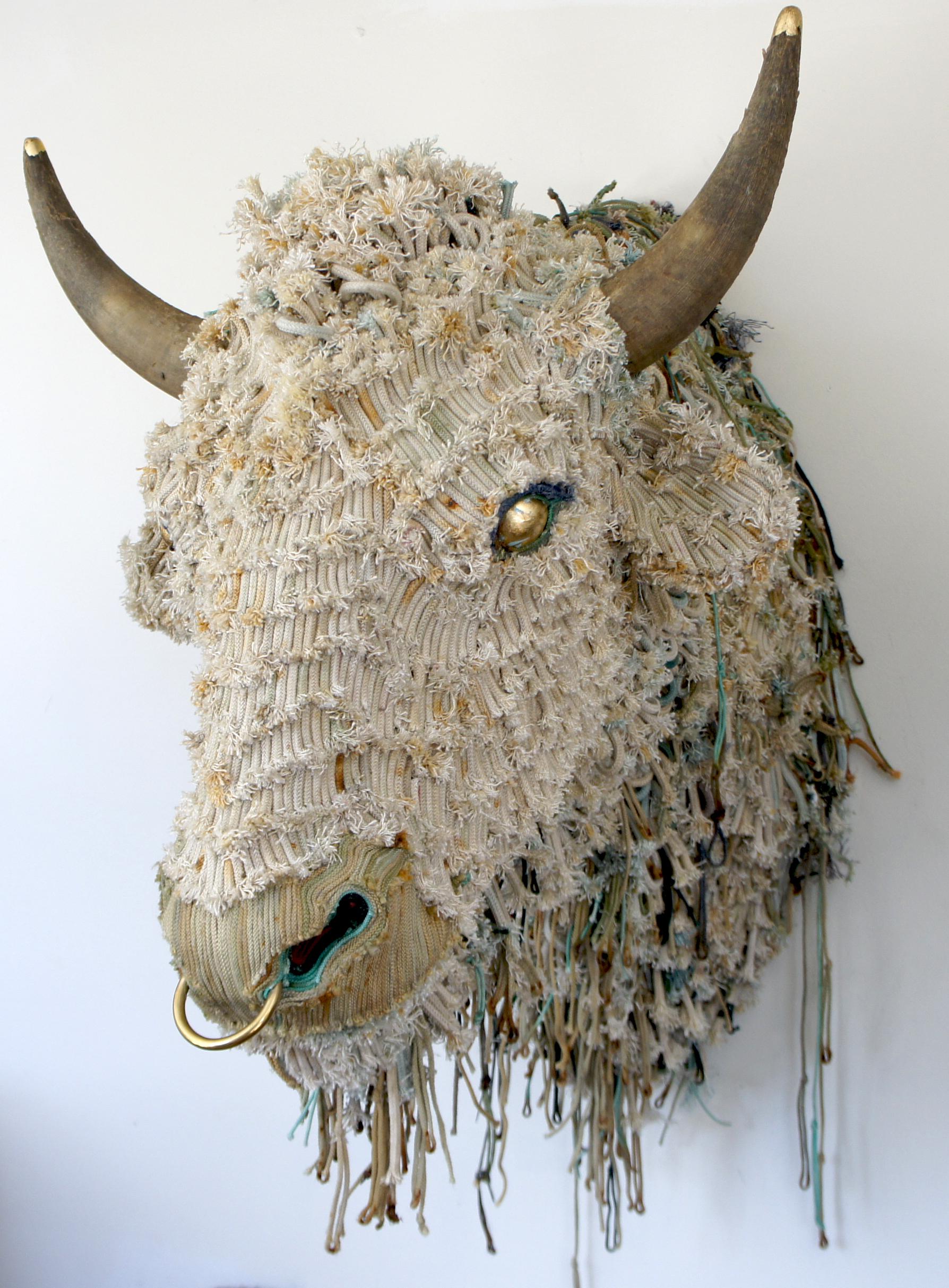 """Great Hill Buffalo"" by Gin Stone"
