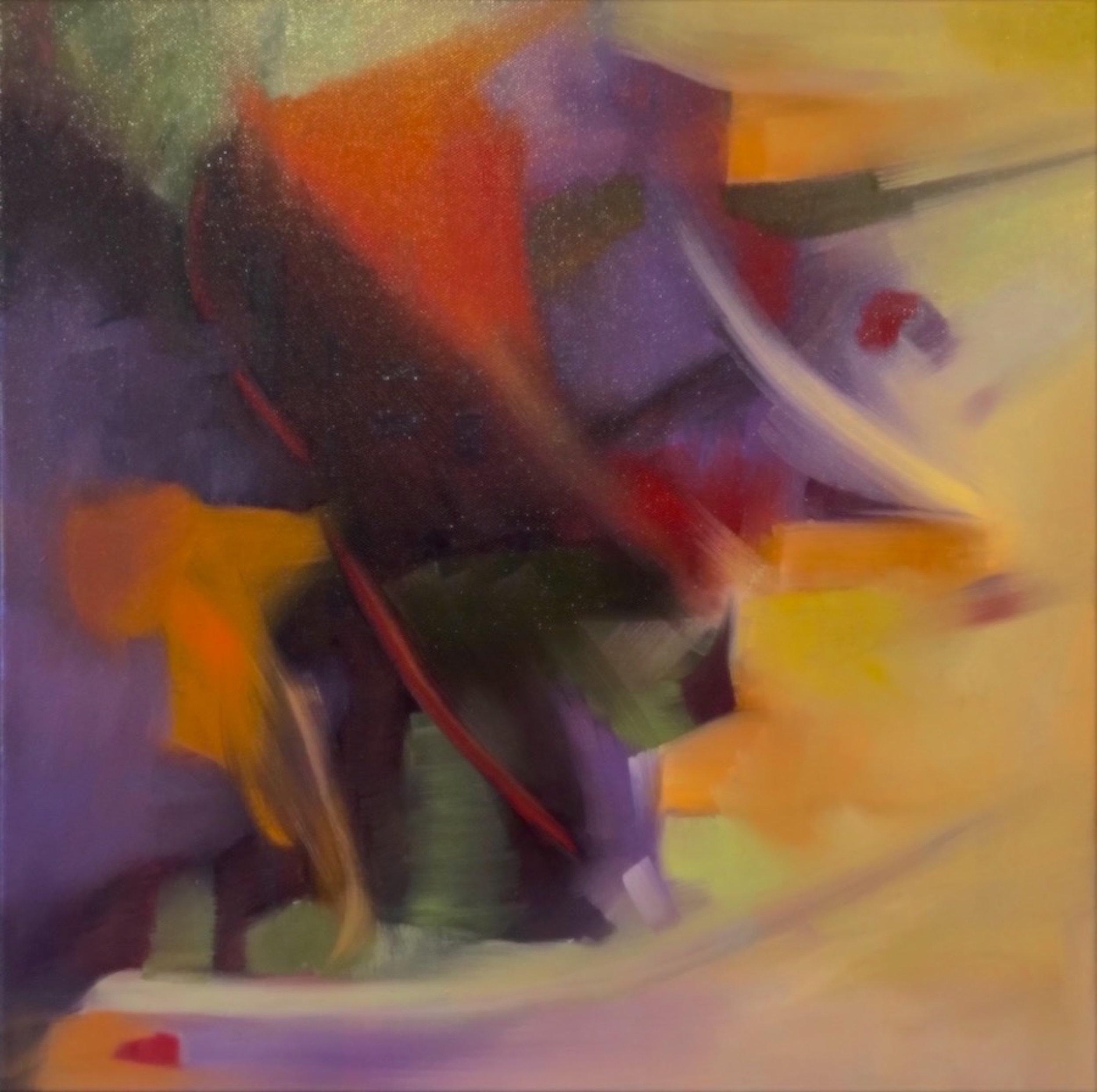 Marcia Wise,  Magico , Oil, 18x18