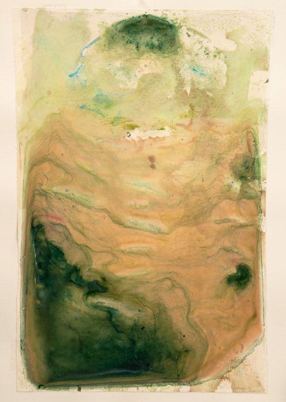 "River Of Dreams 10 , acrylic on canvas, 24"" x 18"""