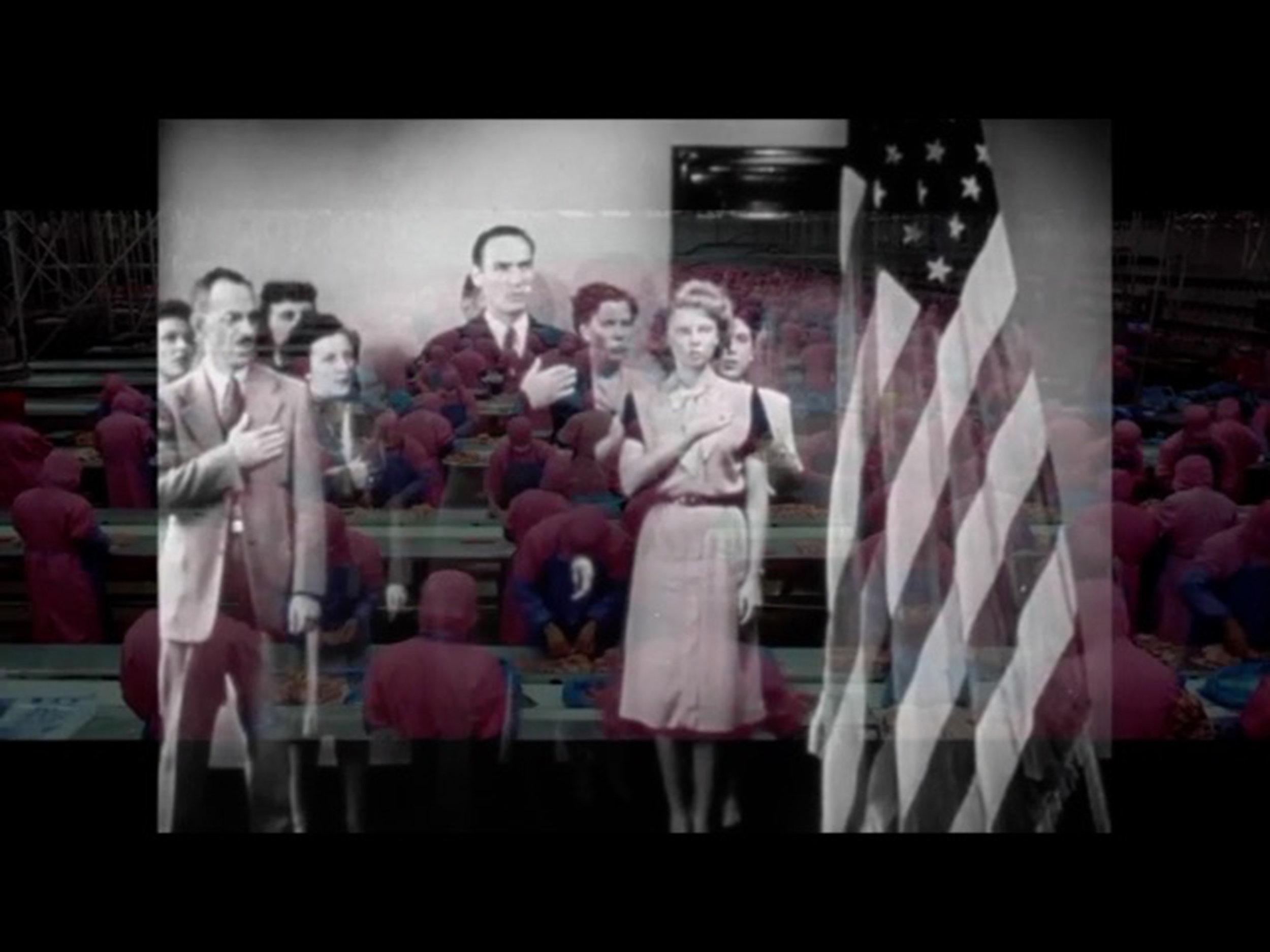 John Buron,  Toothpaste Americano , video