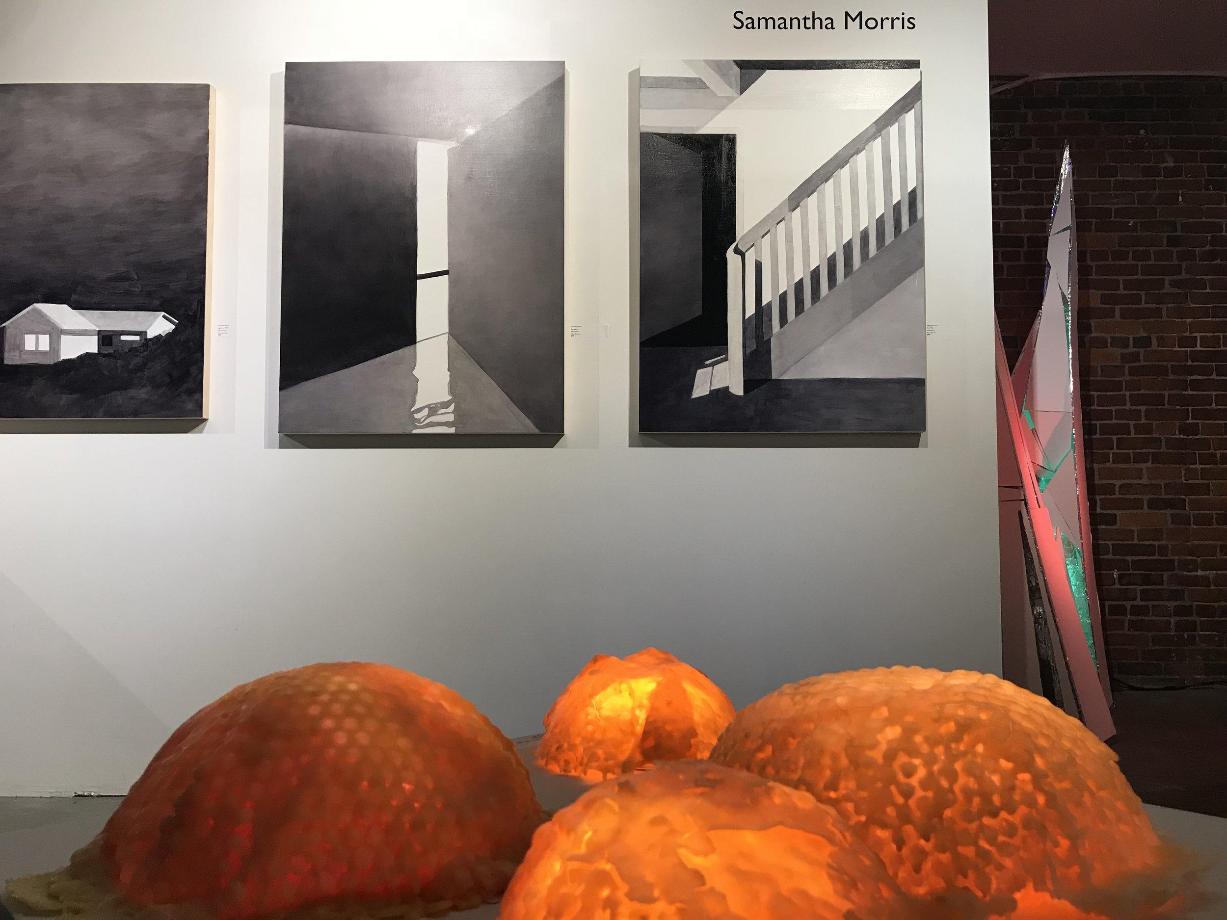 Works by Isabel Beavers Samantha Morris