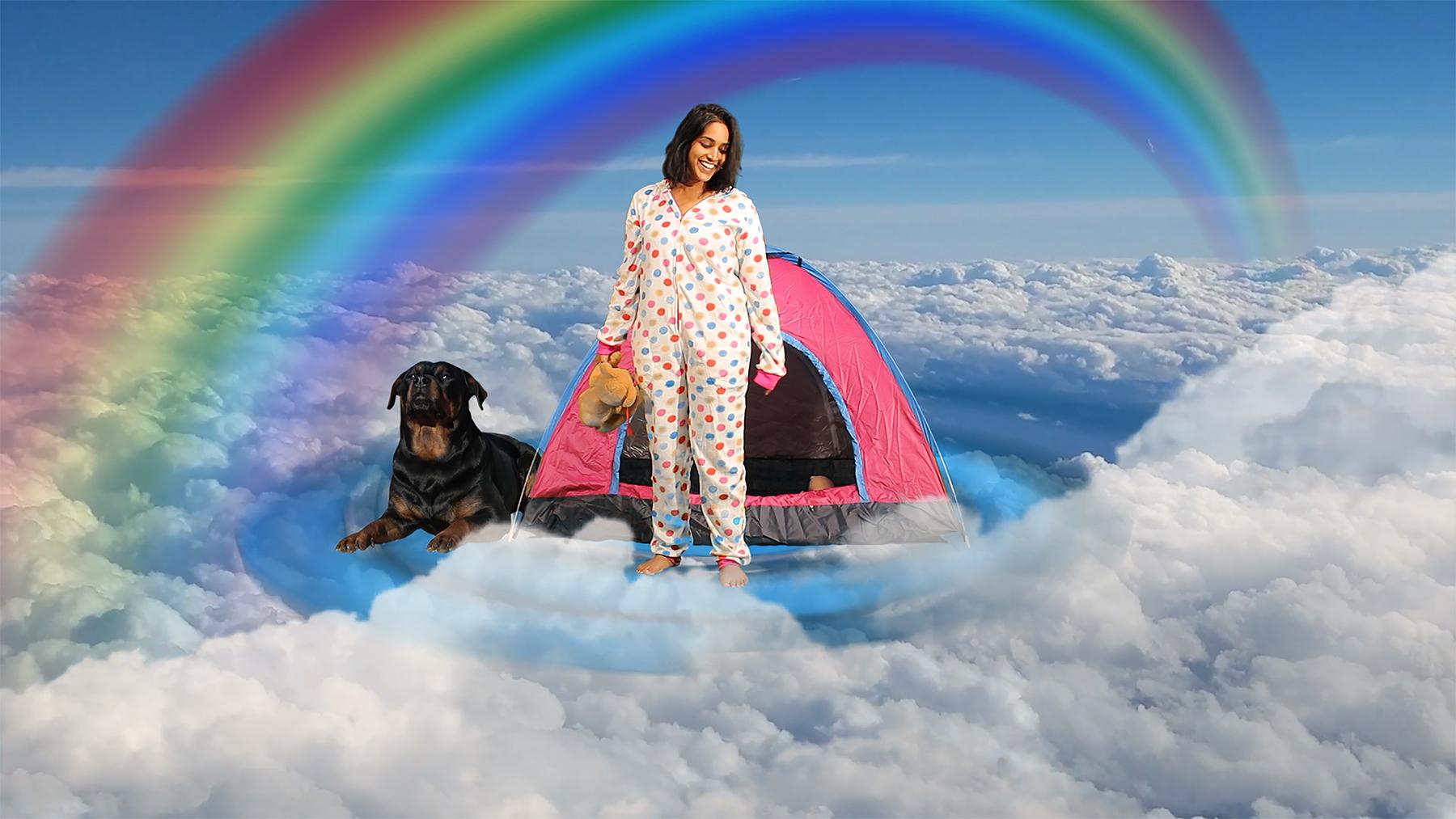 Allison Maria Rodriguez,  Legends Breathe: In My Own Backyard , video still