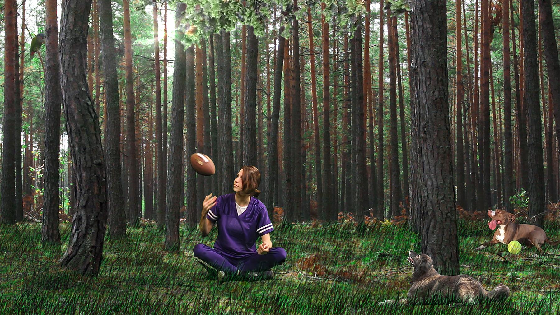Allison Maria Rodriguez,  Legends Breathe: In the Game , video still