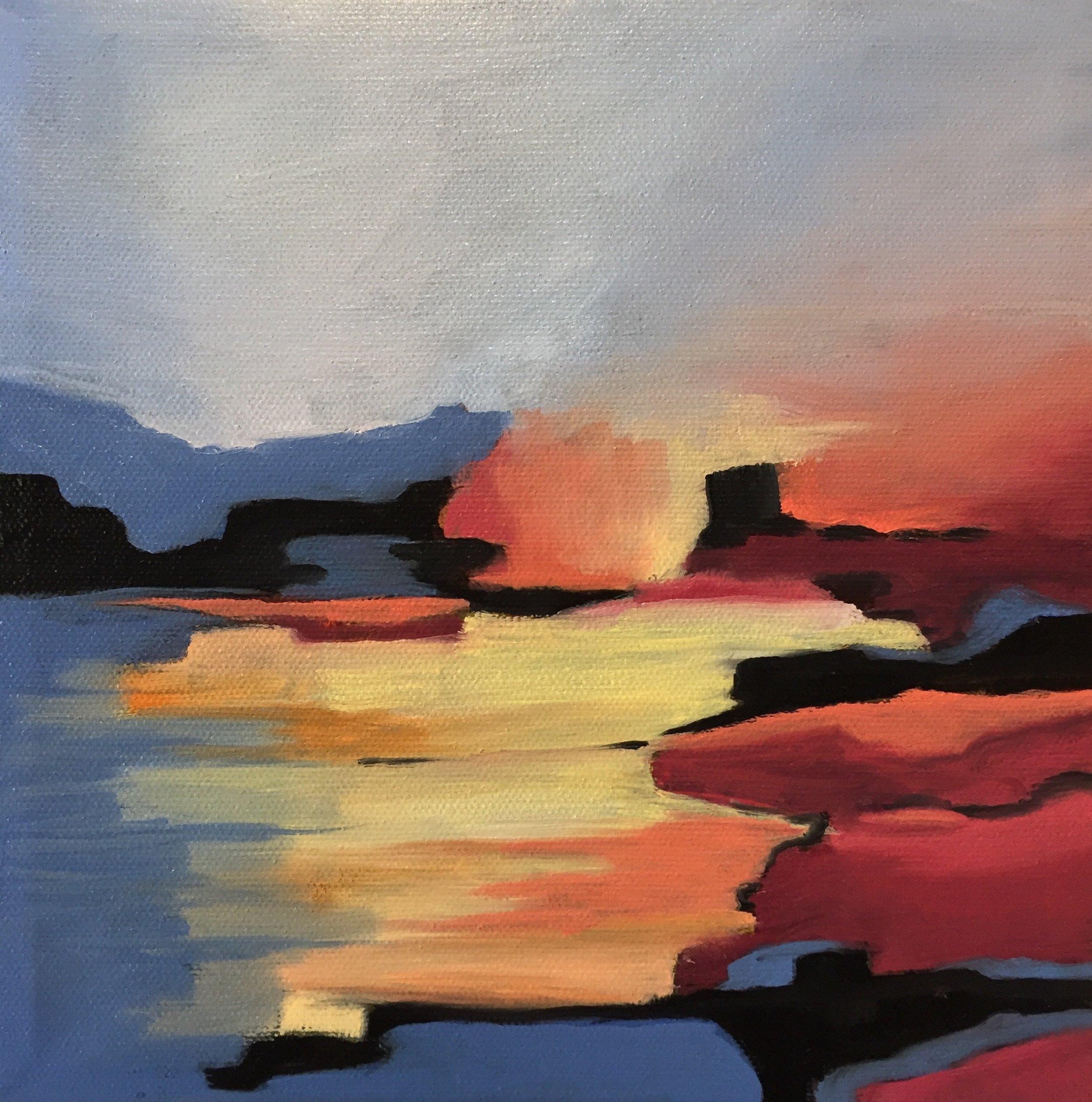 Breaking Light  by Marcia Wise