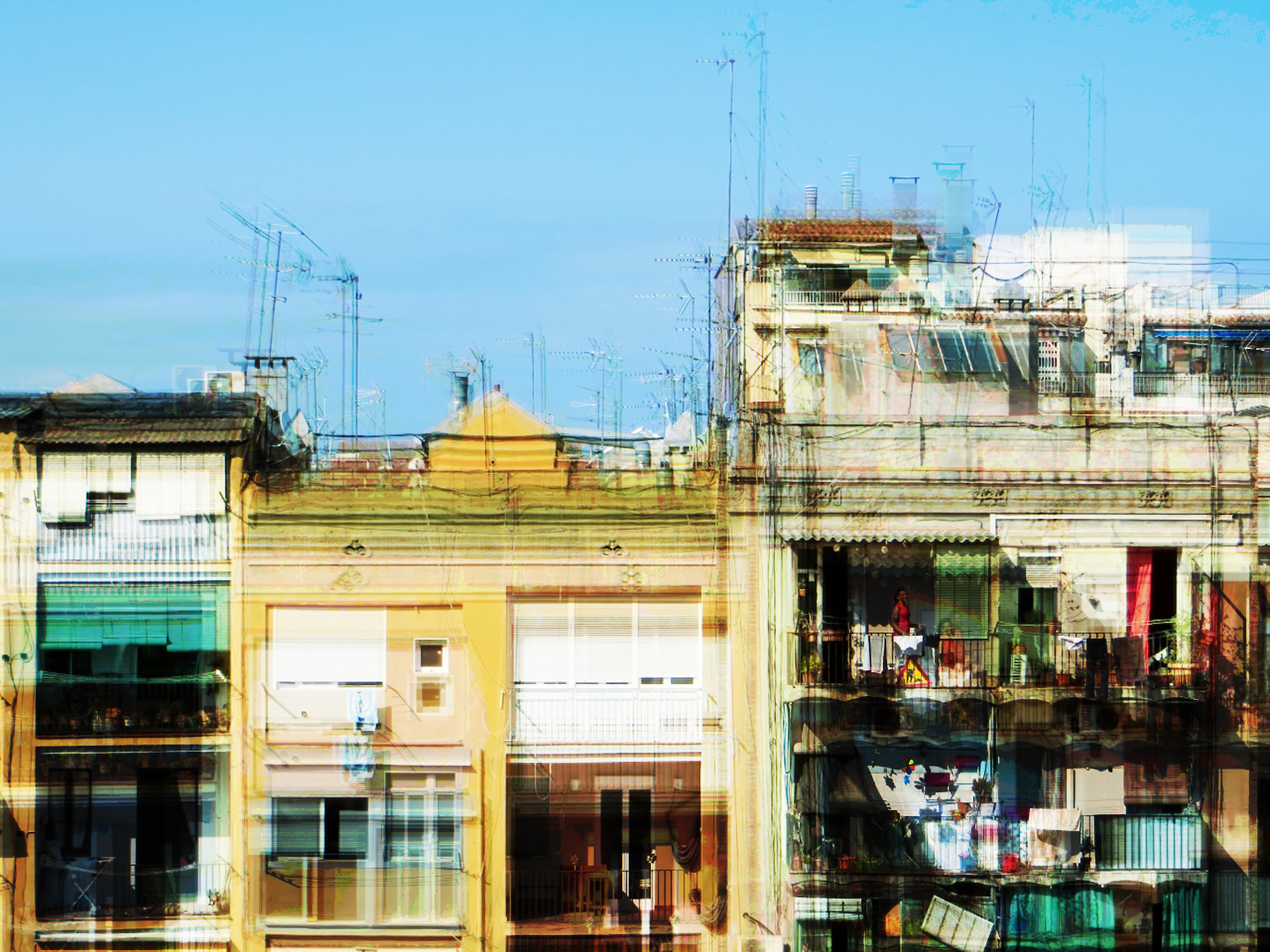 Barcelona , archival inkjet print, 16 x 20 inches