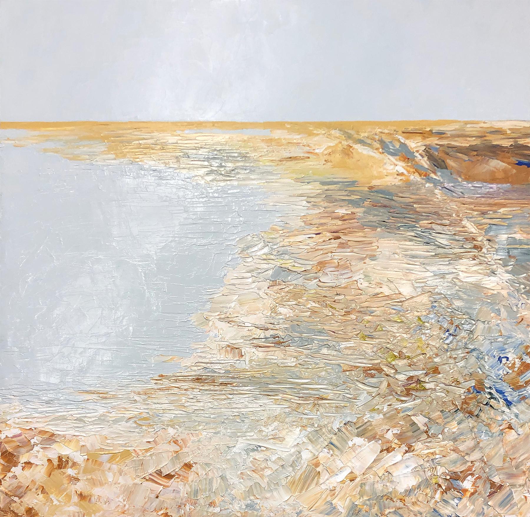 """Coastline"" by Ruth LaGue"