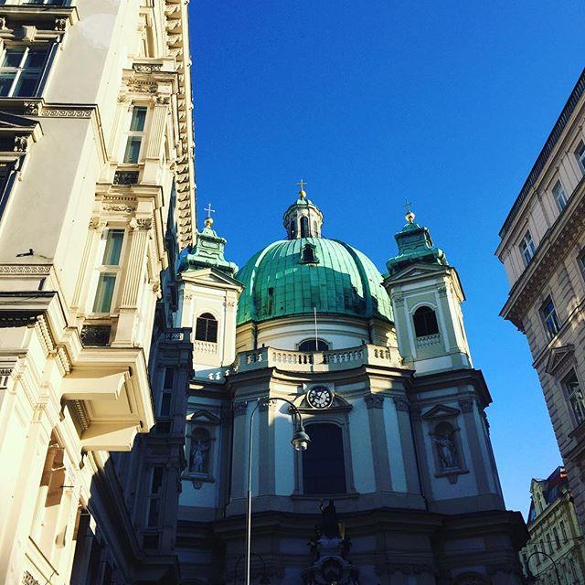 Rome? Nope, Vienna.