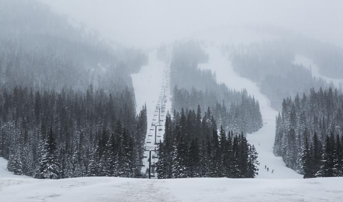 loveland snow