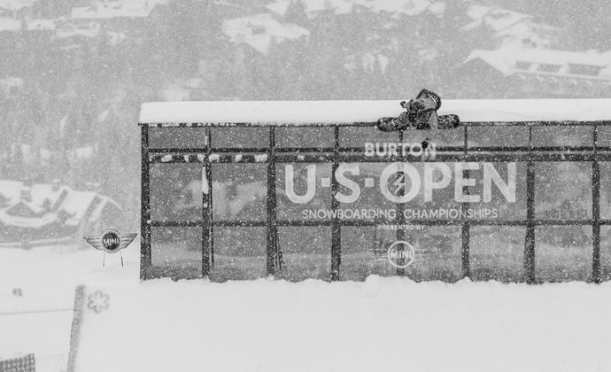 US Open Wallride
