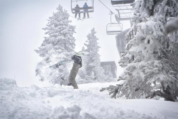 Photo Courtesy of Colorado Ski Country USA  Taken at Copper Mountain Resort