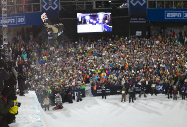 Photo Courtesy of Red Bull Content Pool P: Christian Pondella R: Iouri Podladtchikov