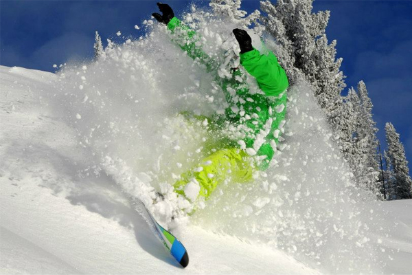 Photo Courtesy of Steamboat Ski & Resort