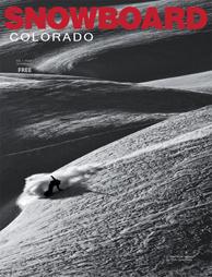 Snowboard Colorado Magazine SBCO V1I3