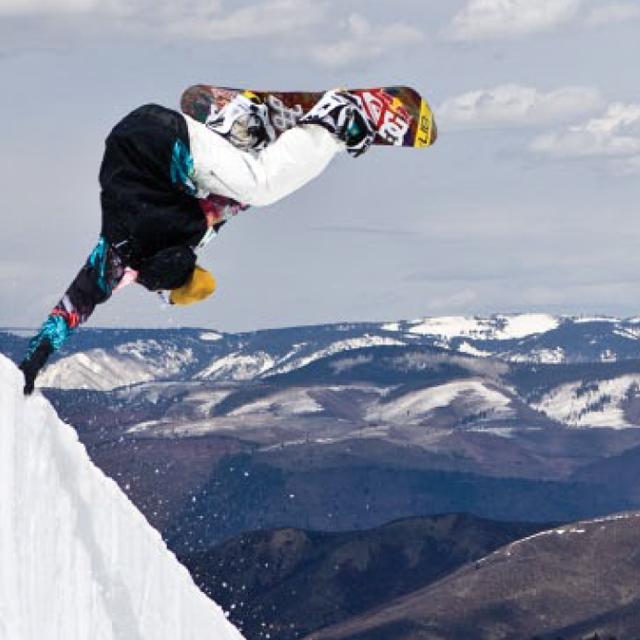 R: Travis Rice: P: Aaron Dodds L: Aspen, Colorado