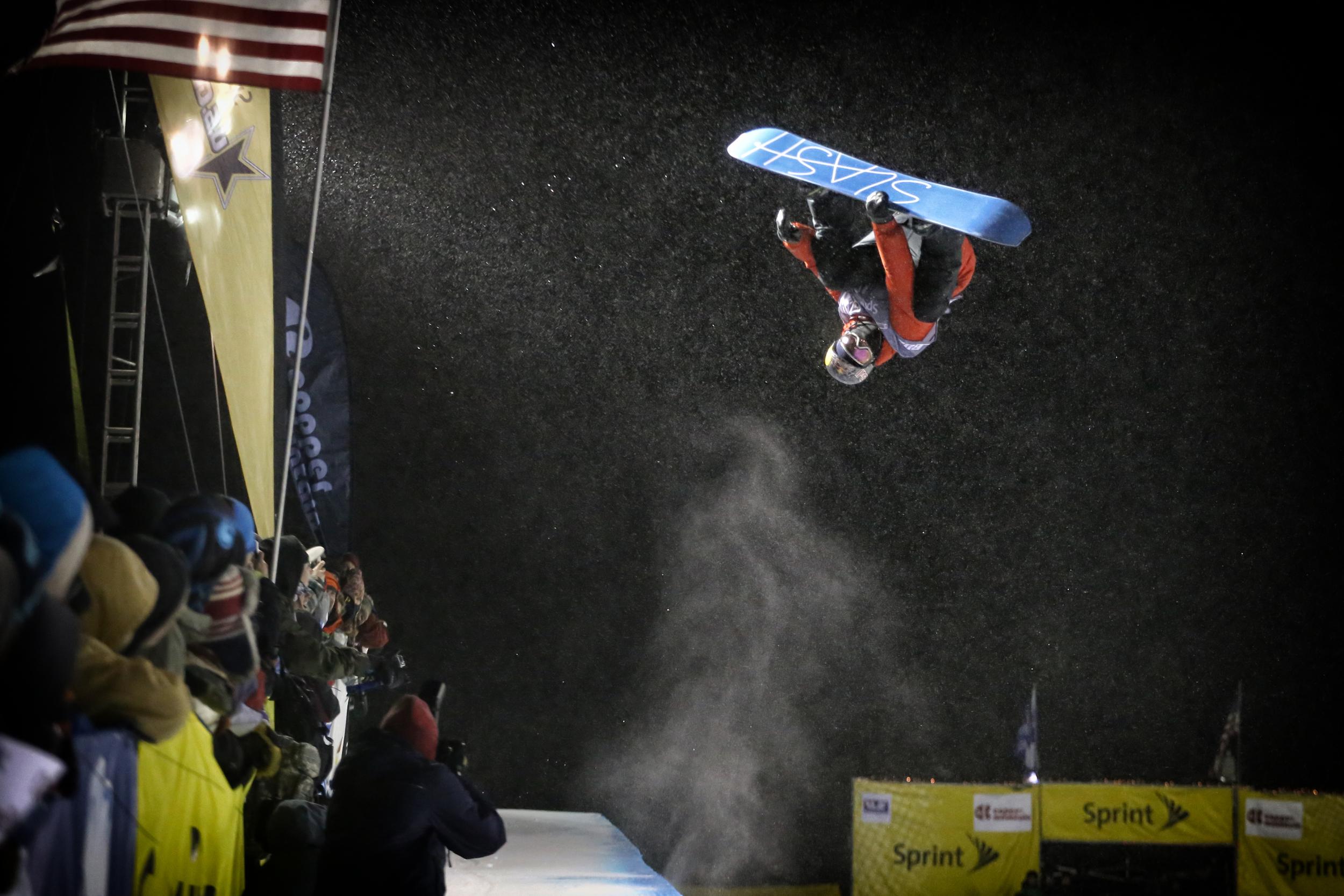 R: Greg Bretz courtesy of Copper Mountain Resort