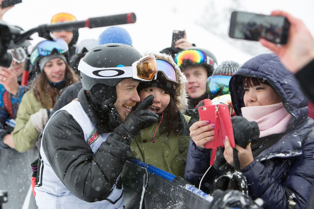 Shaun White Wins Snowboard Superpipe Dew Tour Breckenridge