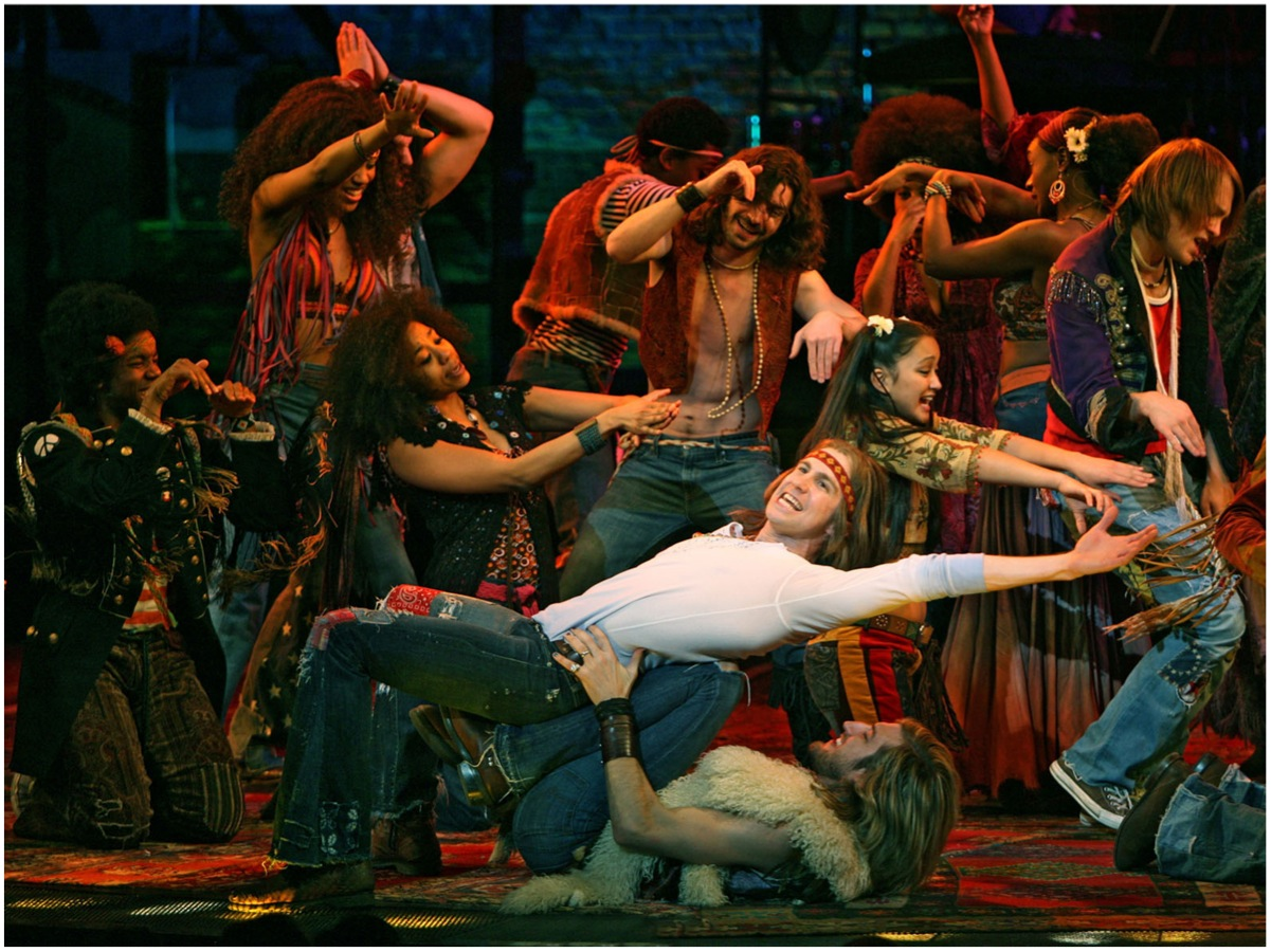 Gavin Creel and Broadway Company