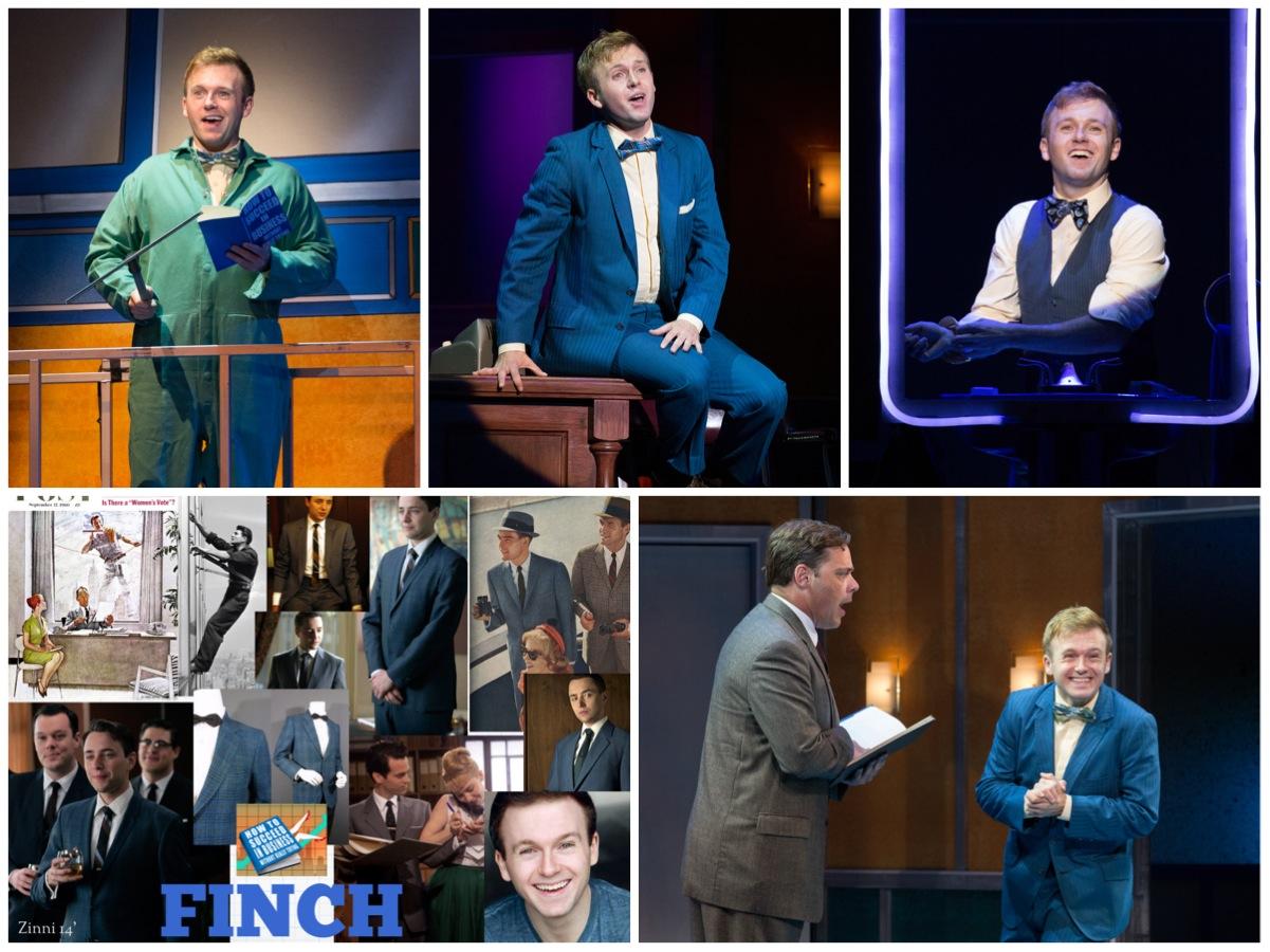 Jeremy Morse as J Piepont Finch