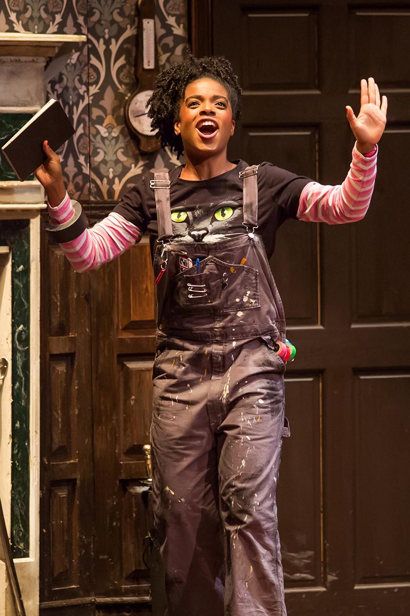 Ashley Bryant as Annie