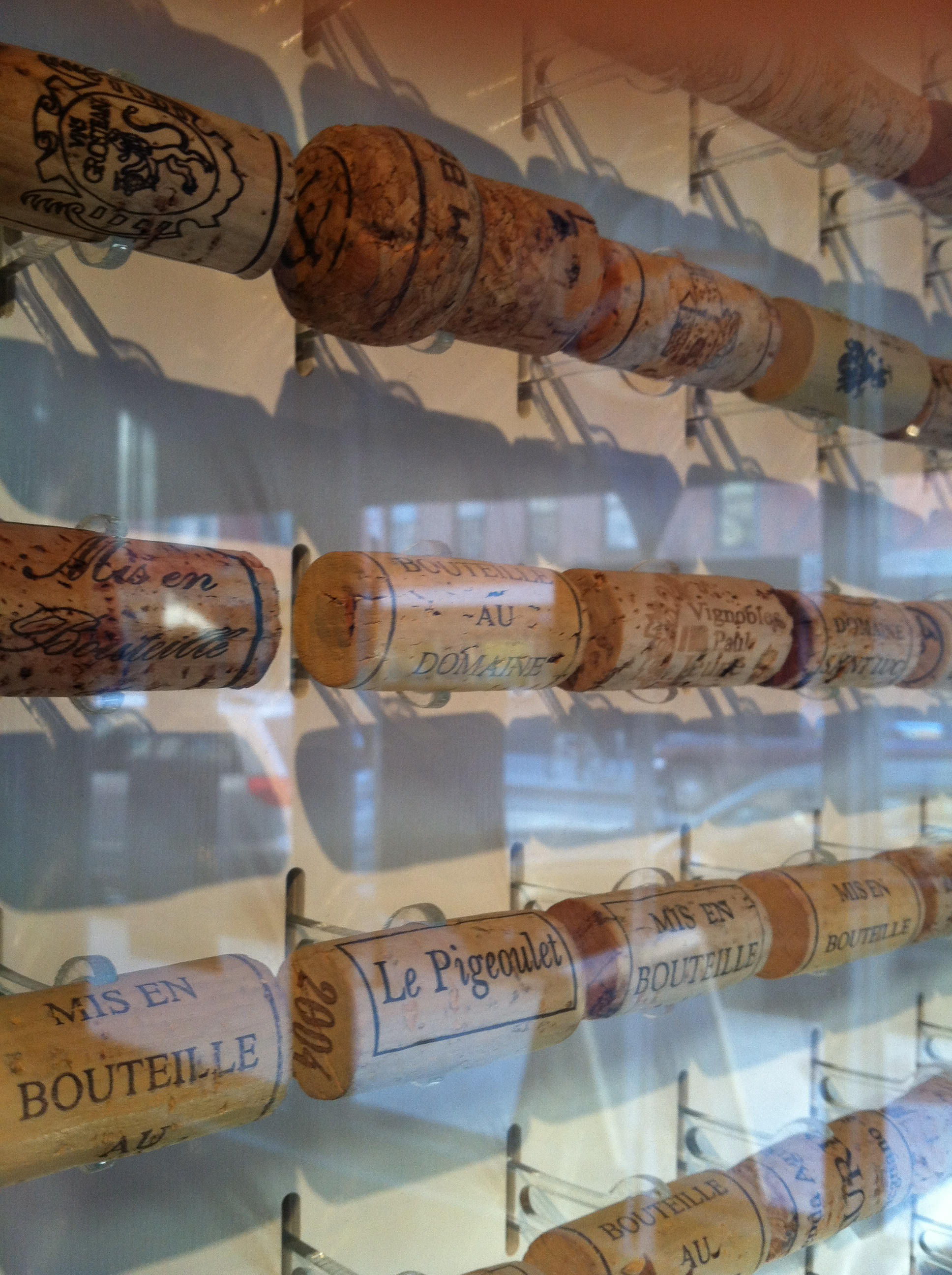 Cylindrical Corks