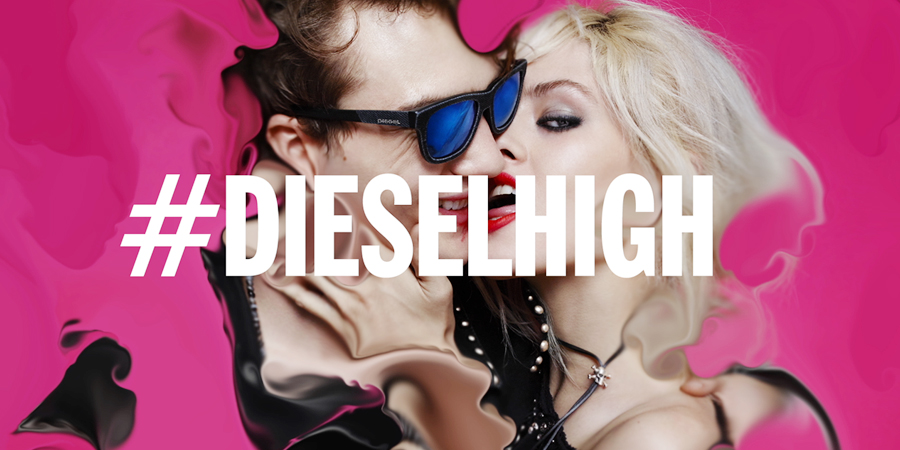 Diesel SS15 | Remix Animations