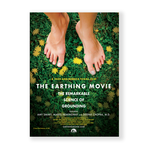 If you've wanted to see new grounding film  The Earthing Movie , now's your chance! You can purchase your own copy of  The Earthing Movie here !