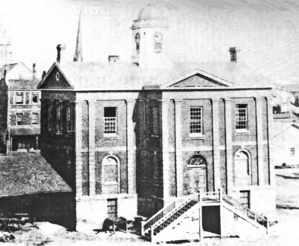 Brantford's first City Hall