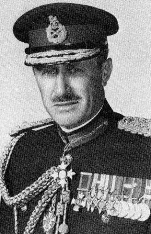 Lieutenant-General Geoffrey Walsh