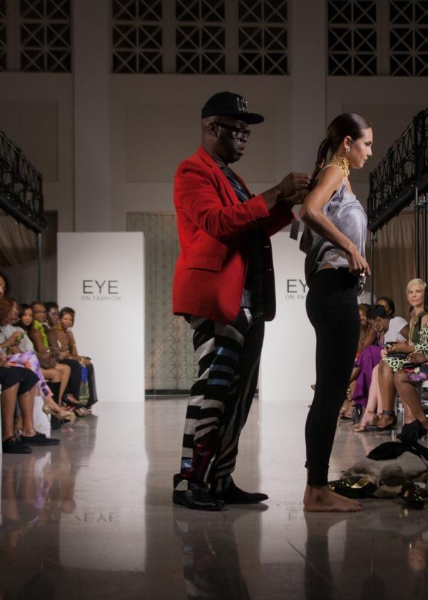 Fashion Stylist Steven Smith