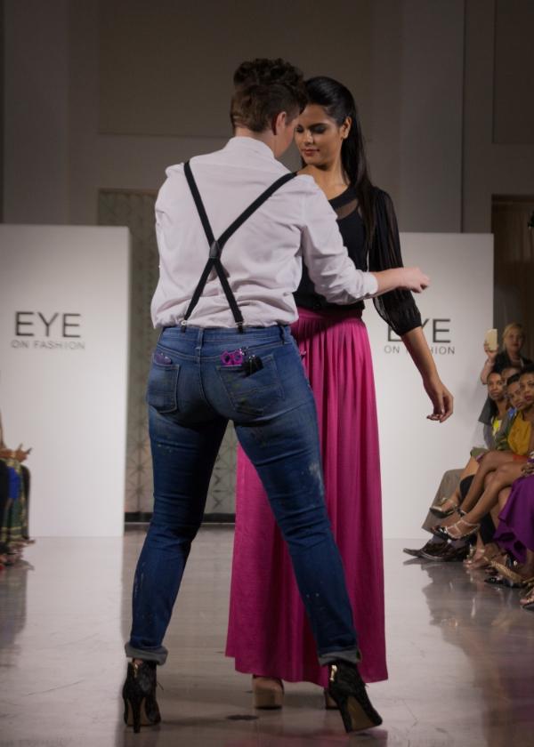 Fashion Stylist Nikki Ellis